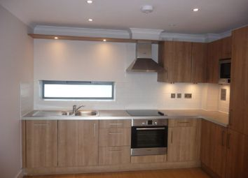 Thumbnail 2 bed flat to rent in Lett Road, London
