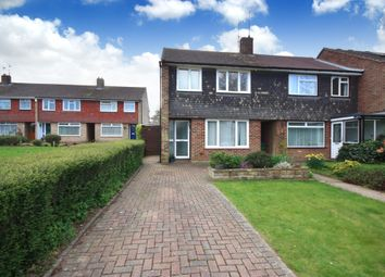Thumbnail 3 bedroom end terrace house to rent in Laughton Road, Horsham