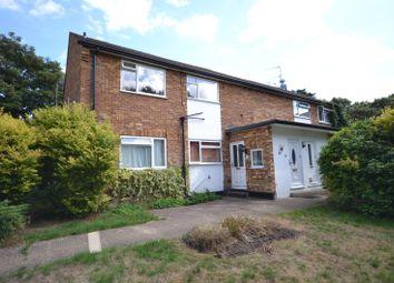 Thumbnail 2 bed maisonette for sale in Broomfield Court, Weybridge