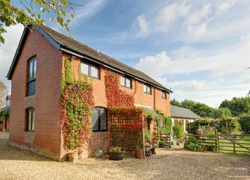 Thumbnail 3 bed barn conversion for sale in Lease Hill, Hele, Exeter