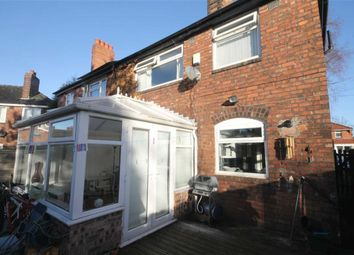 Thumbnail 3 bedroom semi-detached house for sale in Broadhill Road, Burnage, Manchester