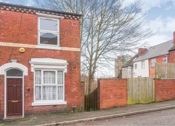 3 bed end terrace house for sale in Edward Street, Dudley DY1