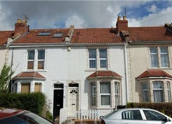 Thumbnail 3 bedroom terraced house to rent in Downend Road, Horfield, Bristol
