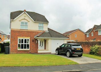 Thumbnail 3 bed detached house for sale in Squires Wood, Fulwood, Preston, Lancashire