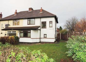 Thumbnail 3 bed semi-detached house for sale in West Drive, Droylsden, Manchester