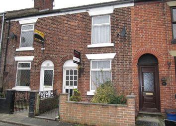 Thumbnail 2 bed terraced house to rent in Broadhurst Lane, Congleton