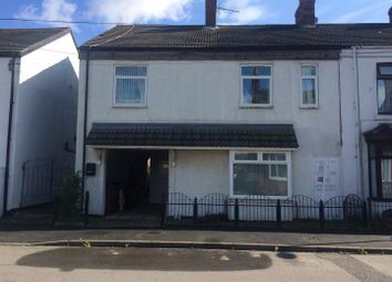 Thumbnail 5 bed end terrace house for sale in Barrow Road, New Holland, Barrow-Upon-Humber, Lincolnshire