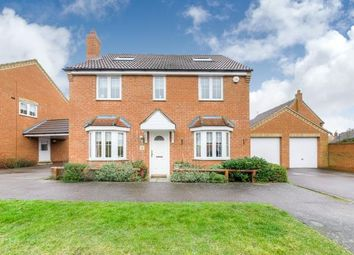 Thumbnail 4 bed detached house for sale in The Glebe, Clapham, Bedford, Bedfordshire