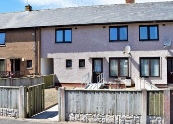 Thumbnail 3 bed terraced house for sale in 21 Silverlaw Crescent, Annan, Dumfries & Galloway