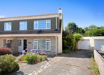 Thumbnail 3 bed semi-detached house for sale in Bradley Park Road, Torquay