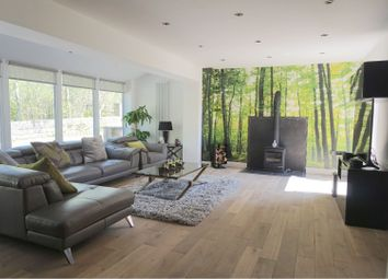 Thumbnail 3 bed detached house for sale in Printers Drive, Stalybridge