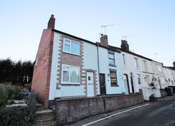 Thumbnail 3 bed terraced house to rent in Whitehill Road, Kidsgrove, Stoke-On-Trent