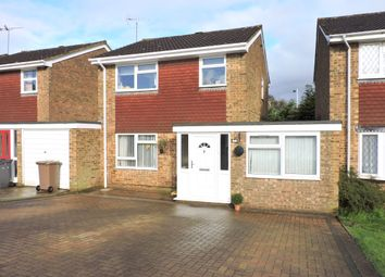 Thumbnail 3 bedroom link-detached house for sale in Brill Close, Luton