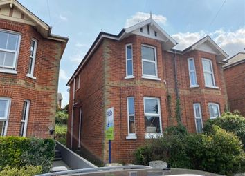 Thumbnail 3 bed semi-detached house for sale in St. Johns Wood Road, Ryde, Isle Of Wight