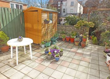 Thumbnail 3 bed flat for sale in Grimston Gardens, Folkestone
