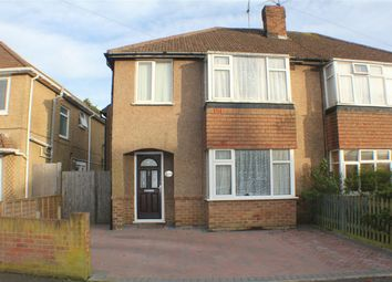 Thumbnail 3 bed semi-detached house for sale in Downlands Avenue, Bexhill On Sea, East Sussex