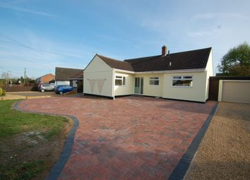 Thumbnail 3 bed detached bungalow for sale in Barbrook Lane, Tiptree, Colchester