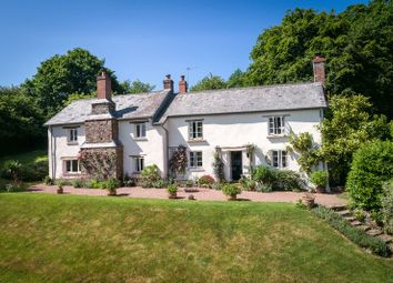 Thumbnail 3 bedroom detached house for sale in Black Dog, Crediton