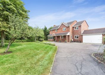Thumbnail 4 bed detached house for sale in Botley Road, Bishops Waltham, Hampshire