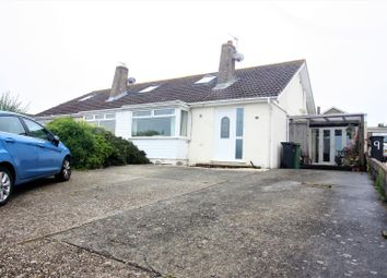 Thumbnail 3 bed semi-detached house for sale in Reed View Close, Weymouth