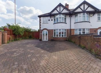 Thumbnail 4 bed semi-detached house for sale in Eakring Road, Mansfield