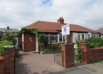 Thumbnail 2 bedroom bungalow for sale in Kelvin Road, Cleveleys