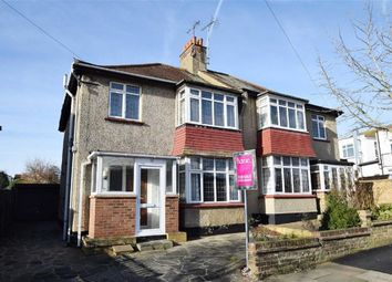 Thumbnail 3 bed semi-detached house for sale in Park View Court, Walters Close, Eastwood, Leigh-On-Sea