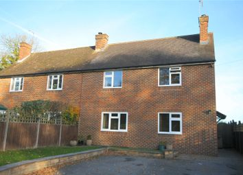 Thumbnail 6 bed semi-detached house for sale in Church Road, Horne, Horley