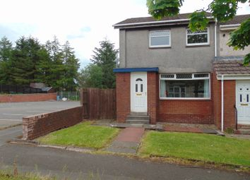 Thumbnail 2 bed end terrace house to rent in Broom Wynd, Shotts