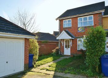 Thumbnail 3 bed end terrace house to rent in Daniel Close, Chafford Hundred, Grays