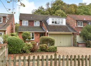 Thumbnail 4 bed detached house for sale in Dell Road, Finchampstead, Wokingham