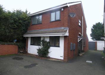 Thumbnail 3 bed detached house for sale in Oak Court, Hagley Road, Halesowen