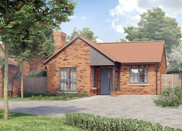 Thumbnail 2 bed detached bungalow for sale in The Langthorpe, Priory Meadows, Kirby Hill, Boroughbridge, York