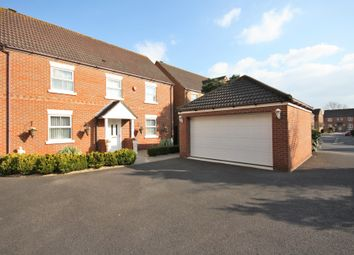 4 bed detached house for sale in Amarylis Close, Titchfield Park PO15