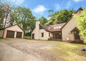 Thumbnail 6 bed detached house for sale in Perth Road, Dunblane