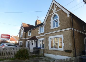 Thumbnail 2 bed end terrace house for sale in Fairfield Road, Burgess Hill