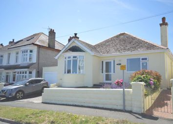 Thumbnail 3 bed detached bungalow for sale in St. Thomas Road, Newquay