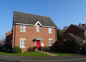 Thumbnail 3 bed semi-detached house for sale in Bernard Gadsby Close, Ashbourne