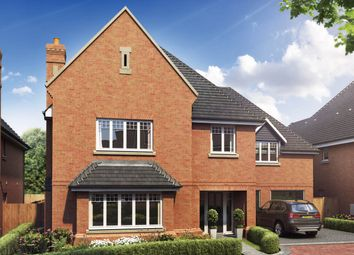 "Thumbnail 5 bedroom detached house for sale in ""The Lancaster"" at Epsom Road, Guildford"