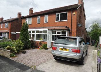 Thumbnail 3 bed semi-detached house for sale in Kings Road, Hazel Grove, Stockport