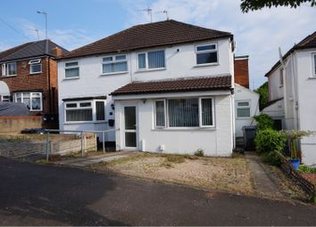 Thumbnail 3 bed semi-detached house for sale in Lingfield Avenue, Great Barr, Birmingham