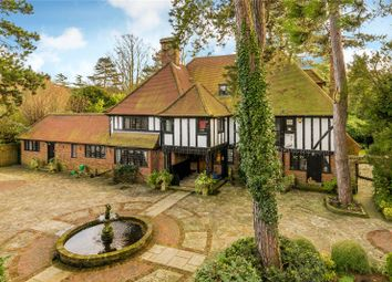 Thumbnail 5 bedroom detached house for sale in Rose Walk, Purley, Surrey