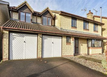 Thumbnail 5 bedroom detached house for sale in The Close, Lydiard Millicent, Wiltshire