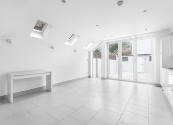 Thumbnail 4 bed flat to rent in Stephendale Road, London