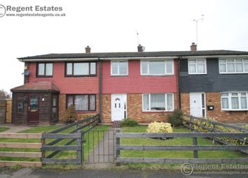 Thumbnail 3 bed terraced house to rent in Church Road, Tilbury, Essex