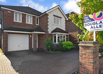 Thumbnail 4 bed detached house for sale in London Road, Wickford, Essex