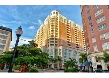 Thumbnail 2 bed town house for sale in 1350 Main St #1404, Sarasota, Florida, 34236, United States Of America