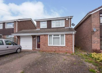 Thumbnail 3 bed detached house for sale in Longwill Avenue, Melton Mowbray