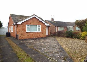 Thumbnail 2 bed bungalow to rent in Cleveland Road, Loughborough