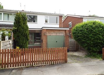 Thumbnail 4 bed property to rent in Springfield Drive, Wilmslow